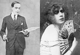 Einar e Lily - Uma transição na década de 1920.